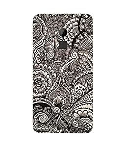 Indian Motif 2 HTC One Max Case