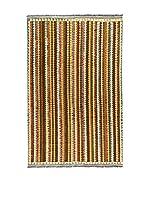 L'Eden del Tappeto Alfombra Kilimp-Vegetale Multicolor 307  x  200 cm