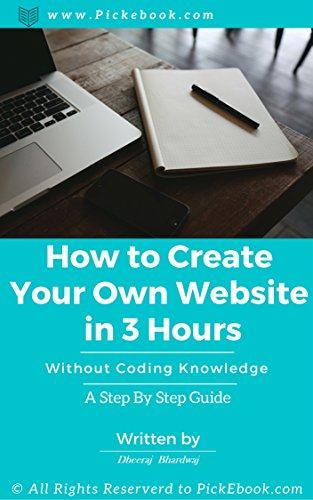 How to Create Your OWN WEBSITE in 3 Hours: without coding knowlodge :- A Step by Step Guide for Beginner's
