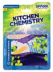Thames & Kosmos Kitchen Chemistry, Multi Color
