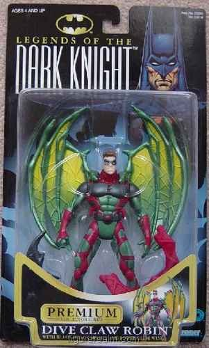 Robin (Dive Claw) from Batman - Legends of the Dark Knight Series 1 - 1