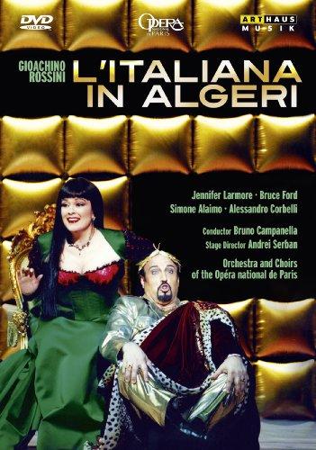 La Italiana En Argel (Campanella) - Rossini - DVD