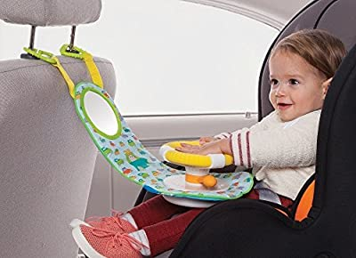 Infant and Baby Car Seat Toy to Entertain and Stimulate... by Taf Toys that we recomend personally.