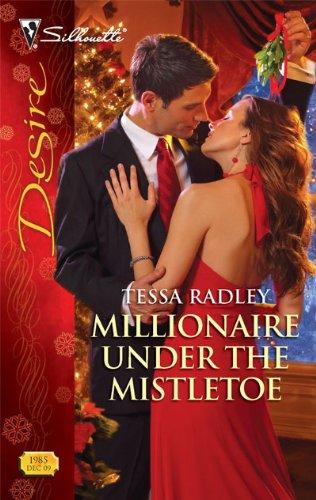 Image of Millionaire Under the Mistletoe (Silhouette Desire)