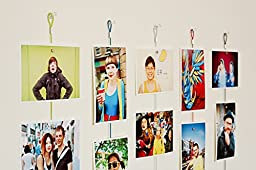 Magnetic Photo Rope - Green