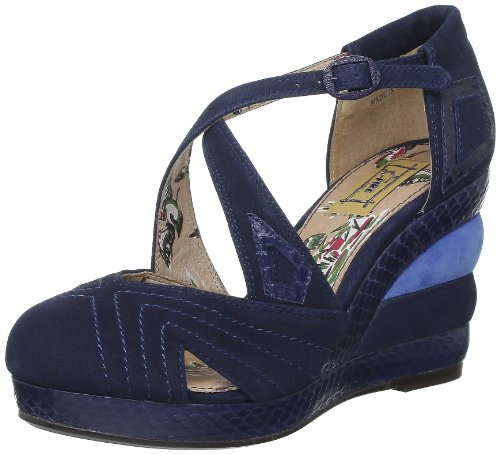 Miss L Fire Women's Palacio Wedges Heels
