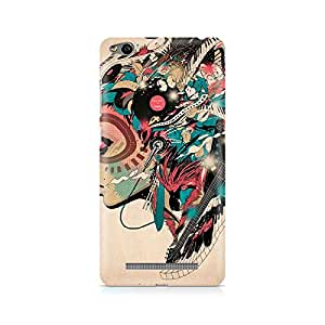 Ebby Tribal Chic Premium Printed Case For Xiaomi Redmi 3s