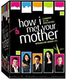 How I met your mother - Intégrale saisons 1 à 5 - Inclus le Playbook (dvd)