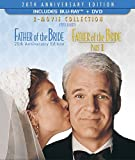 Cover art for  Father of the Bride (20th Anniversary Edition) / Father of the Bride: Part II [Blu-ray]