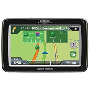 Magellan RoadMate 3030 4.7-inch Portable GPS Navigator
