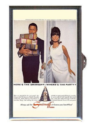 smirnoff-vodka-1965-sexy-retro-party-ad-guitar-pick-or-pill-box-usa-made