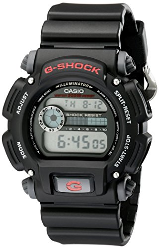 G-shock DW9052-1V Men's Black Resin Sport Watch (Amazon G Shock compare prices)