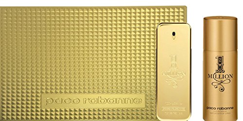 Paco Rabanne 475-29896 Acqua di Profumo, 1 Million, 200 gr