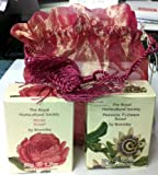 BRONNLEY GIFT SET RHS ROSE & PASSION FLOWER SOAP GIFT BAG - 1 SET