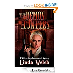 The Demon Hunters, Whisperings book two. (Whisperings Paranormal Mystery)
