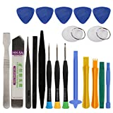YeeSite 20in1 スマホ/タブレット/iPod用修理ツール iphone/Samsung/SONY/Panasonic/SHARPなどの電子製品に対応する
