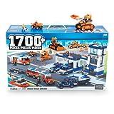 1700+ Pc. MEGA Bloks Ultimate Vehicles Building Set