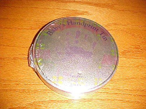 Babys Handprint Tin