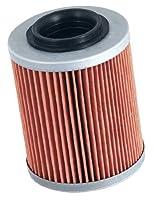 K&N KN-152 Powersports High Performance Oil Filter from K&N Engineering
