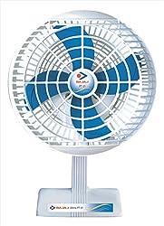 Bajaj Ultima PT01 48-Watt Table Fan (White) 200mm