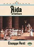 ヴェルディ: オペラ 「アイーダ」/ドーヴァー社全曲版大型スコア