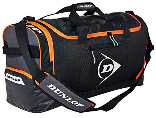 Dunlop Schlägertasche Performance Holdall, schwarz, 69 x 35 x 28 cm, 68 Liter, 817200