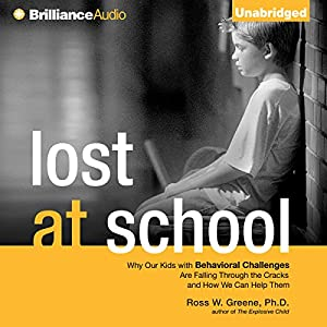 Lost at School Audiobook