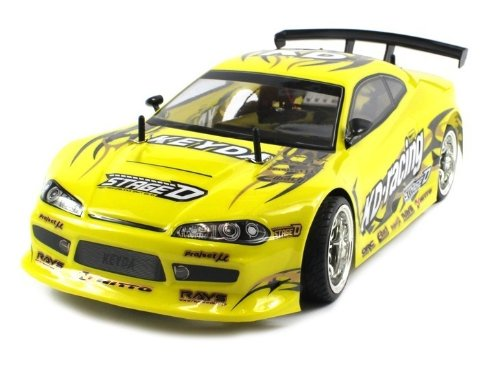 Review Nissan Silvia S15 Electric RC Car 1:10 CT Speed Racing 10+MPH RTR (Colors May Vary)  Best Offer
