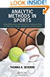 Analytic Methods in Sports: Using Mat...