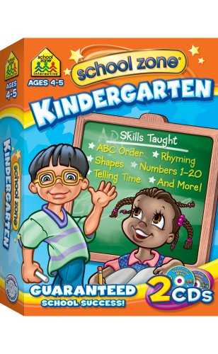 Kindergarten - 2 Pack