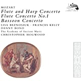 Mozart: Concerto for Flute & Harp; Concerto for Bassoon