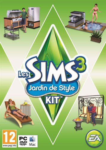 Les Sims 3 : Jardin de style