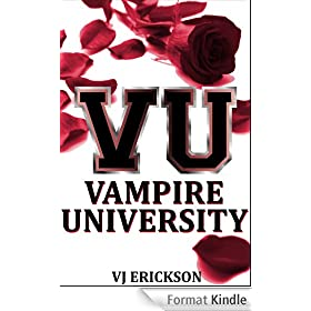 Vampire University (Book One in the Vampire University Series) (English Edition)