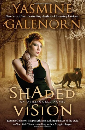 Image of Shaded Vision: An Otherworld Novel