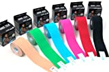 3NS Kinesiology kinesiologie Tape 6 Color Set
