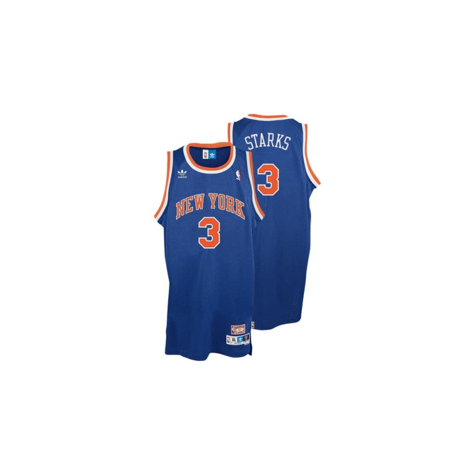 f3a2f9afcc1 New York Knicks John Starks Hardwood Classics Swingman Jersey on ...