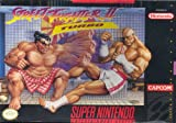 STREET FIGHTER 2 TURBO - UK PAL SNES GAME