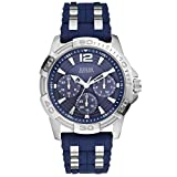 Guess Analogue Blue Dial Men Watch (W0366G2)