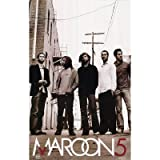 (22x34) Maroon 5 (Group, B&W) Music Poster Print