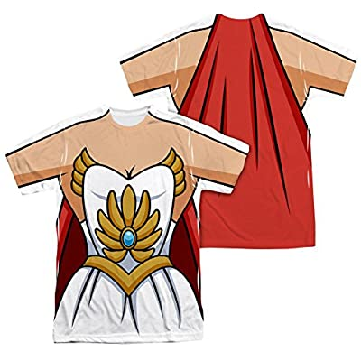 Sublimation Front/Back: Costume She-Ra T-Shirt