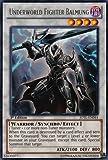 Yu-Gi-Oh! - Underworld Fighter Balmung (JOTL-EN044) - Judgment of the Light - 1st Edition - Rare