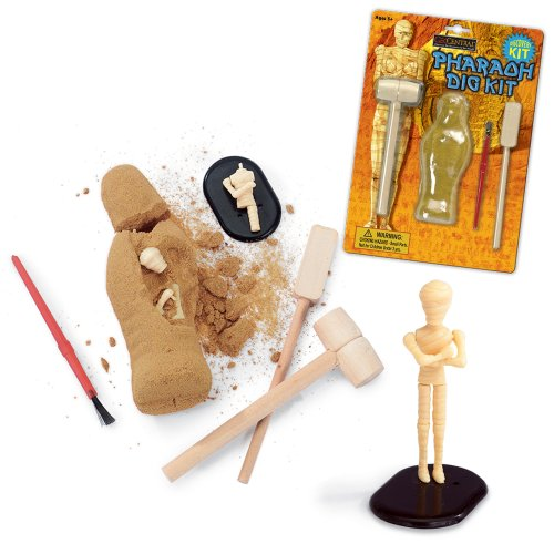 Sandstone Pharaoh Dig Kit