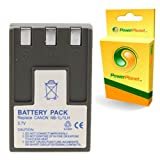 PowerPlanet NB-1L, NB-1LH Compatible Digital Camera Battery for CANON Digital IXUS V, V2, V3, VII