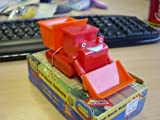 Bob the Builder - Pull Back Vehicle - Muck Character - Snap Trax