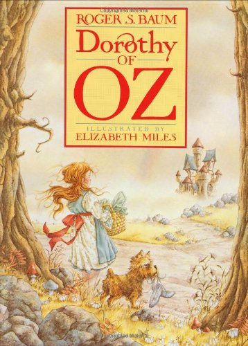 Book cover to 'Dorothy of Oz'
