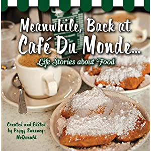 Meanwhile, Back at Café Du Monde