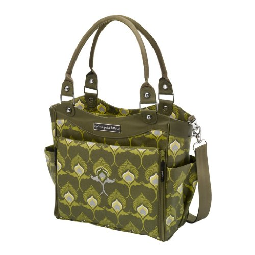 Petunia Pickle Bottom **New Fall 2013** City Carryall- Sleepy In Segovia front-1014302