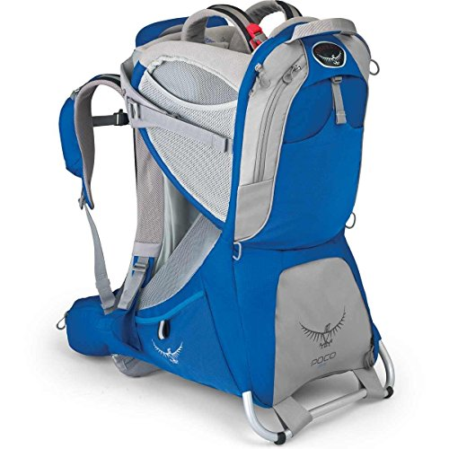Osprey Poco Plus Child Carrier - Bouncing Blue - 1