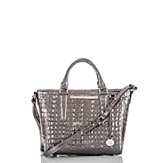 Mini Arno Tote<br>Graphite La Scala
