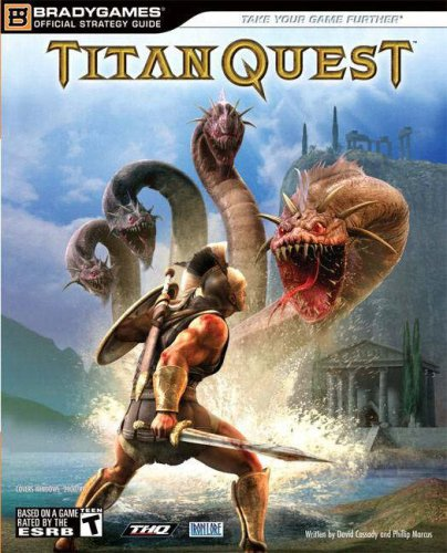 Titan Quest Official Strategy Guide (PC Game Books)
